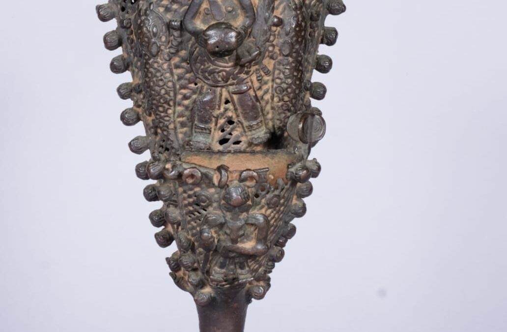 Let Us be Reminded that Benin Art is Court Art